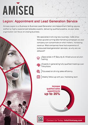 AMISEQ Legion Brochure